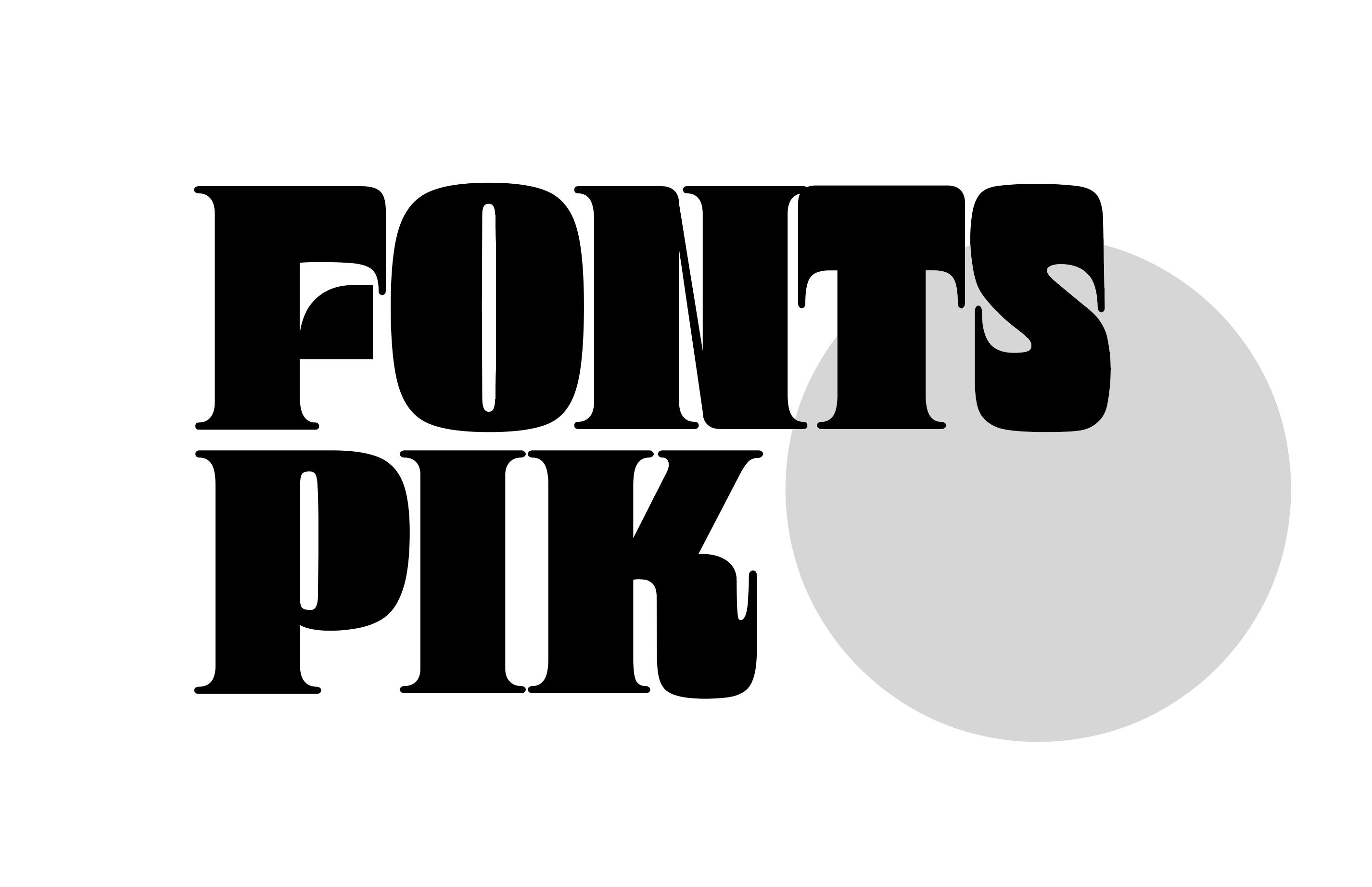 FontPik